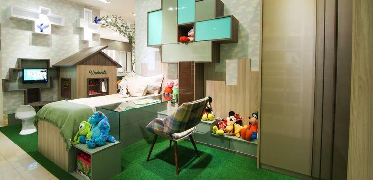decoração de quarto infantil innovafatto