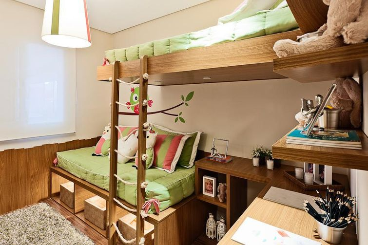 Decoracao Quarto Pequeno Com Beliche ~ decora??o de quarto infantil quarto decorado mogi das cruzes sesso