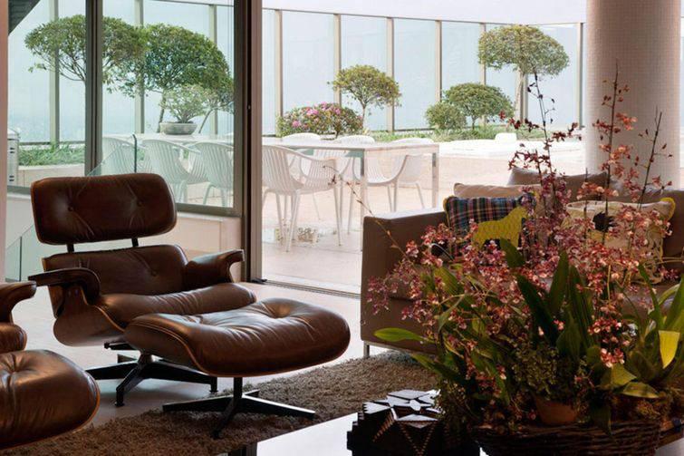 Cadeiras de design assinado - eames