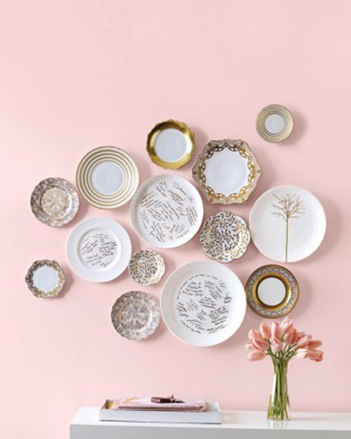 Cor pantone 2016 rose quartz viva decora