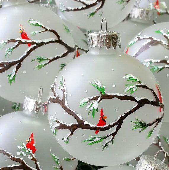 Bolas De Natal Fa 231 A Voc 234 Mesmo Inspira 231 245 Es Lindas