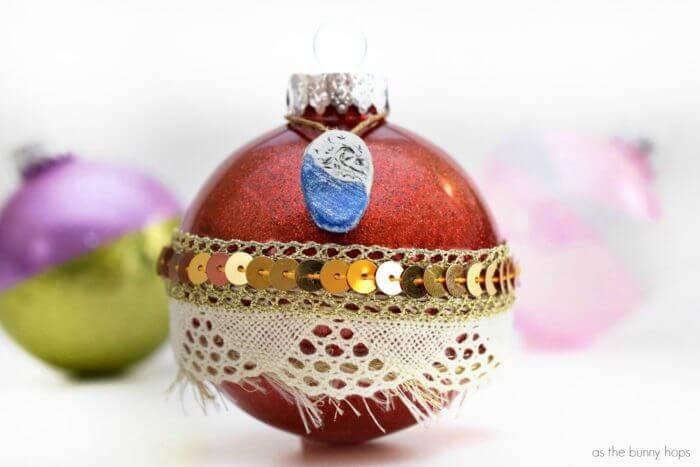 bolas de natal princesa moana