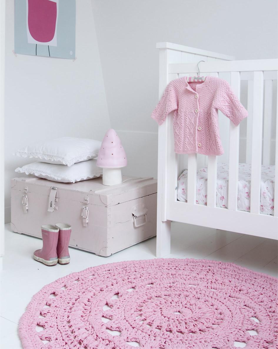 tapetes em croche