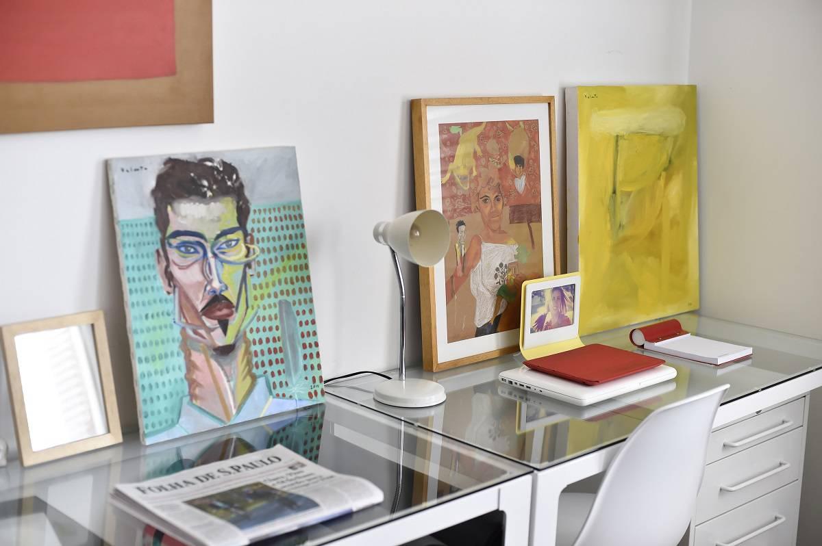 Sala E Cozinha Conjugada Em Um Projeto Moderno E Criativo -> Cozinha Com Sala Conjugada