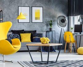 Poltronas Decorativas para sala de estar