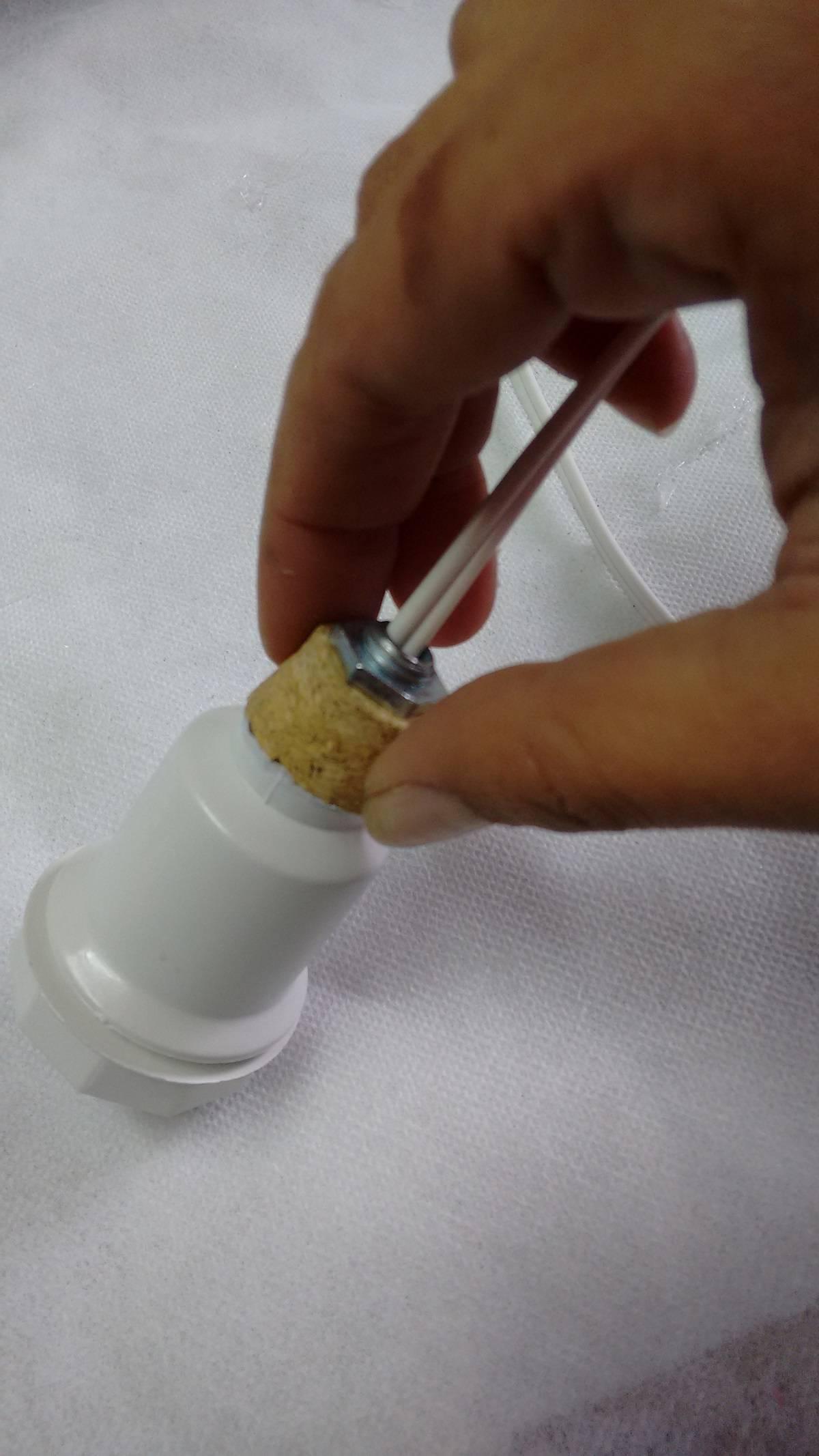 como fazer um abajur 9 vivadecora