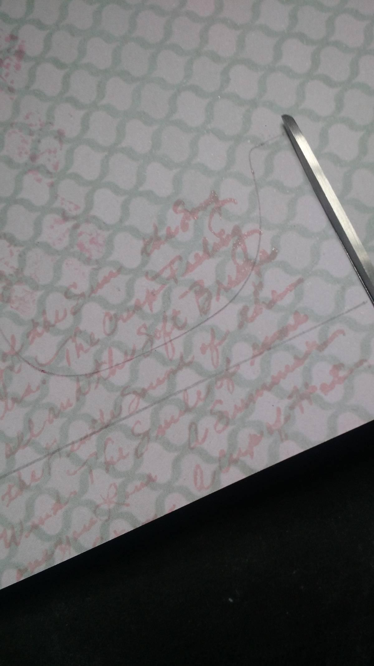 4 letras de mdf decorada
