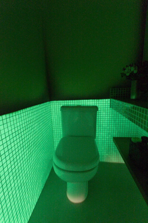 lavabo 2 ambientes planejados