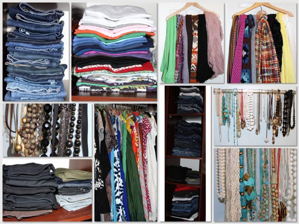 Organizar guarda roupa como ganhar mais espa o - Ordenar armarios de ropa ...