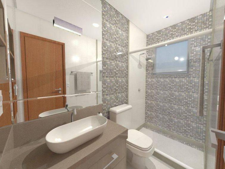 31 Modelos de Cuba para Banheiro de diversos estilos -> Tamanho De Uma Cuba Para Banheiro