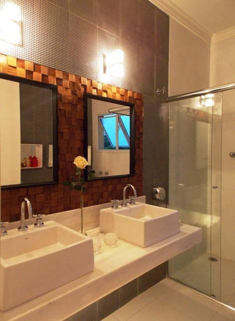 31 Modelos de Cuba para Banheiro de diversos estilos -> Cuba Para Banheiro Dupla