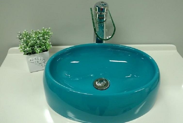 Cubas para banheiro de oval