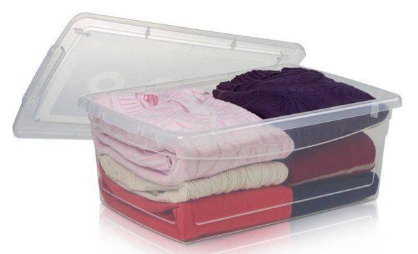 organizar guarda roupa caixas organizadoras