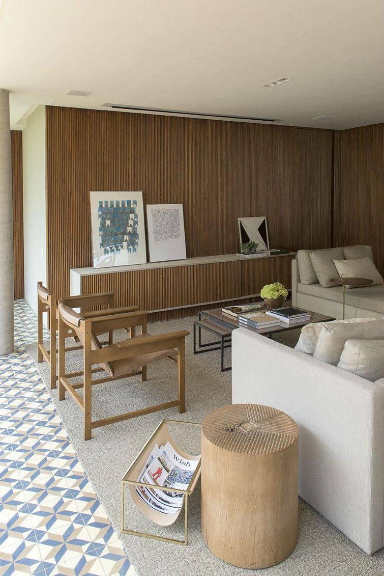 16695-sala-de-estar-Decoração com madeira-viva-decora