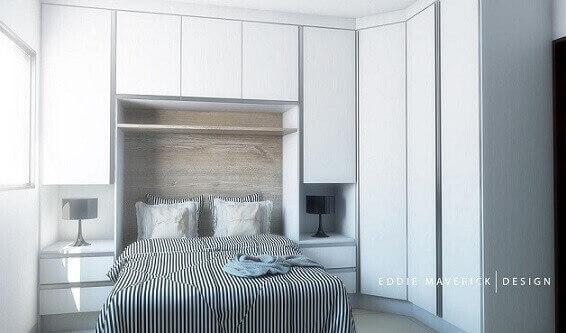 Quarto-de-casal-planejado-com-guarda-roupa-branco-Projeto-de-Eddie-Maveri