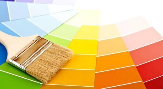 cores de tintas e paletas como escolher
