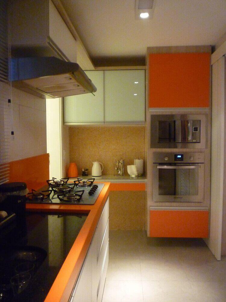 cores quentes para cozinha