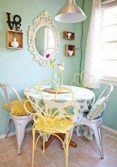 decoração alice no pais das maravilhas sala de jantar