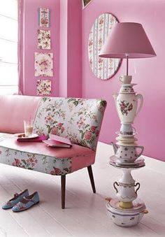decoração alice no país das maravilhas sala