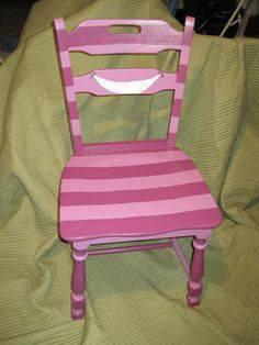 objetos decoração alice no país das maravilhas cadeira