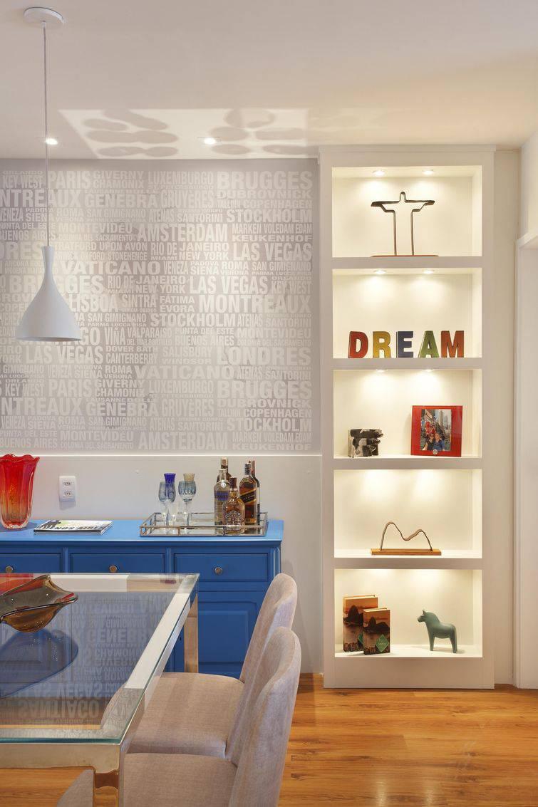 Como colocar papel de parede