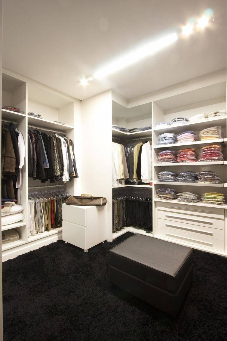Mais de 50 Modelos de Closets para Você Organizar suas Roupas