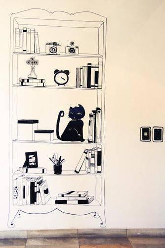 21655-o Adesivos de parede -casa-aberta-viva-decora
