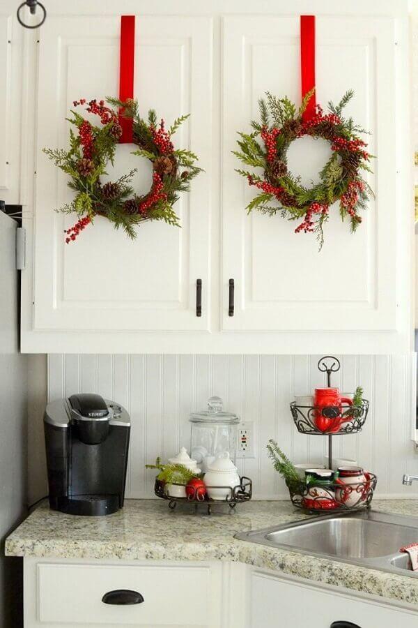 enfeites de natal para cozinha