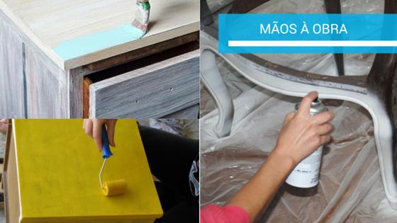 Como pintar MDF com tinta spray