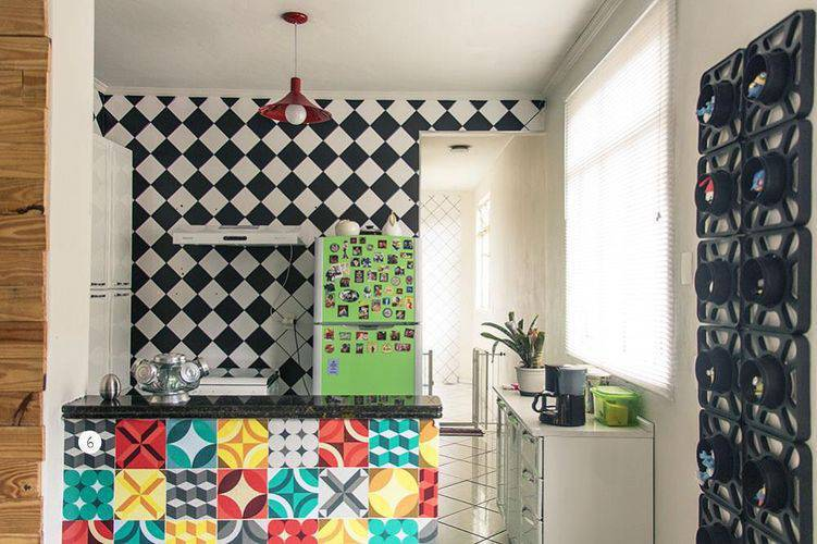 17102- cozinha americana planejada -casa-aberta-viva-decora balcao de cozinha