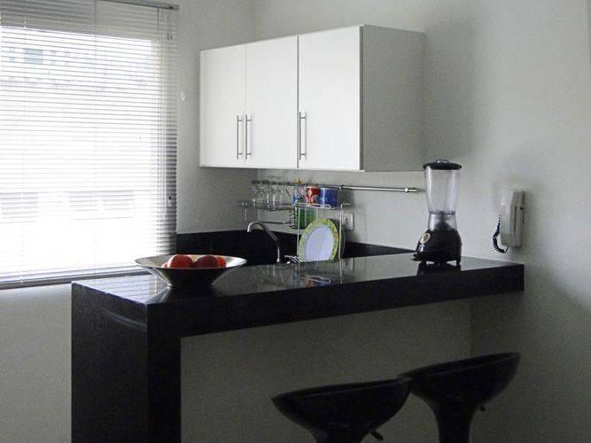 18652- cozinha americana planejada -estudio-brset-viva-decora balcao de cozinha