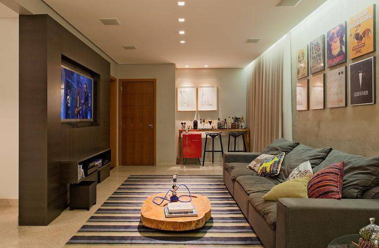 tapete para sala residenciais-isabela-bethonico-viva-decora