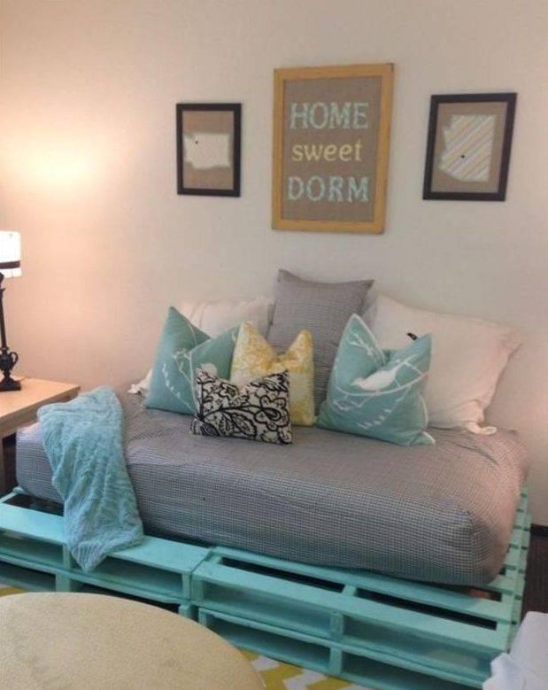 Sofá de Palete elegante