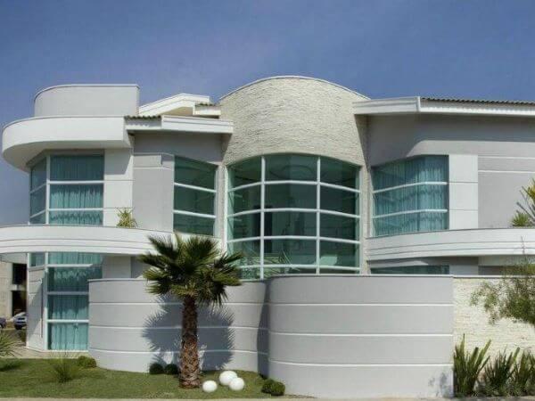 Fachadas modernas e bonitas para casa