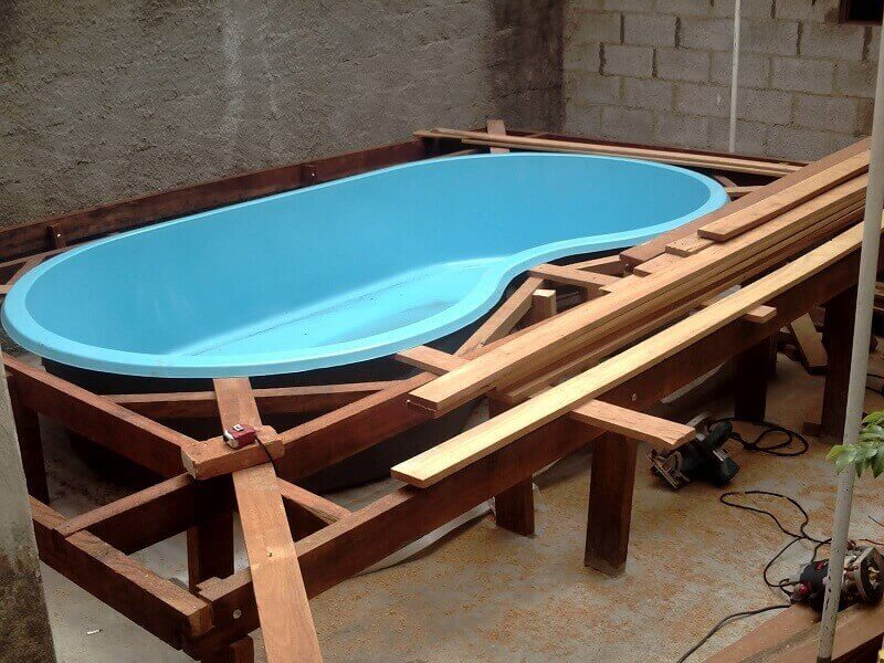 Piscina De Fibra Encontre O Modelo Ideal Para A Sua Casa