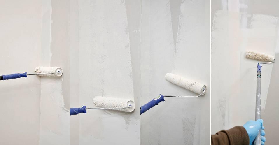 Pintura de parede como pintar uma parede da sua resid ncia - Pintura de pared ...