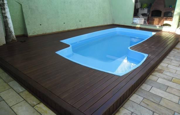 Piscina De Fibra Encontre O Modelo Ideal Para A Sua Casa