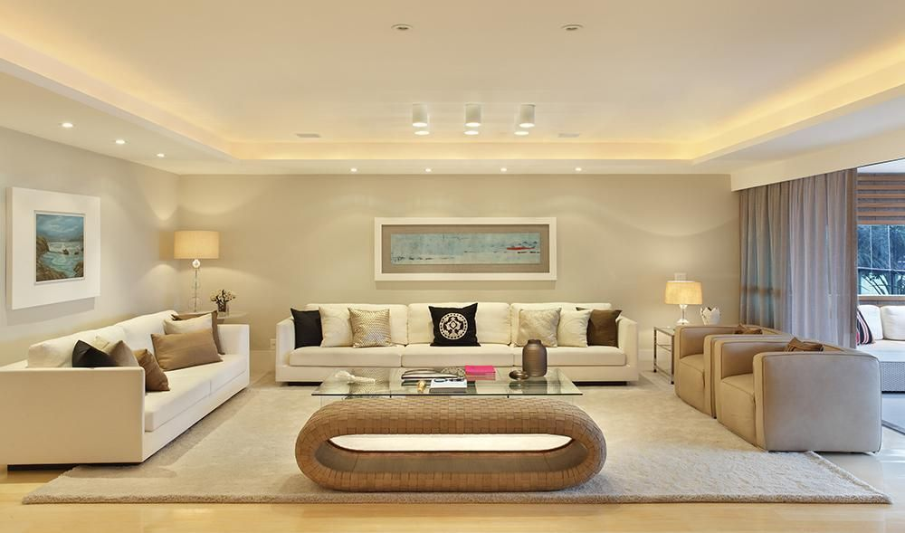 tapetes para sala sala de estar clara roberta devisate 26201