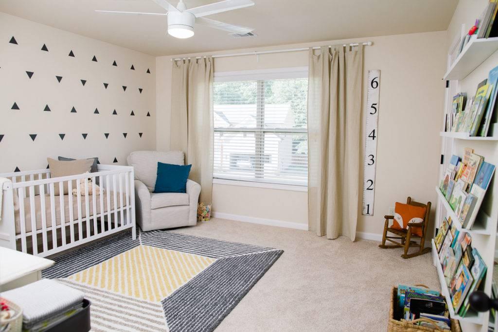 1 _ Quarto menino _ Project Nursery Móveis para Quarto de Bebê