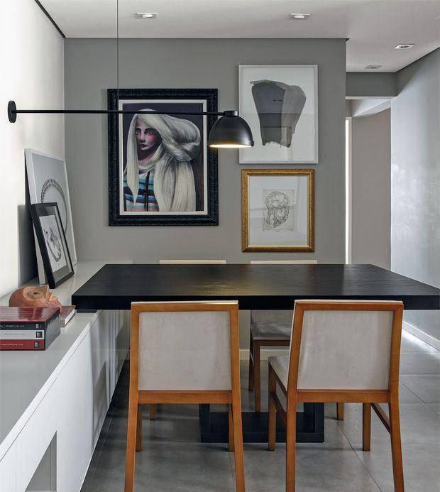 Como Decorar Buffet Sala De Jantar ~  de como decorar a sala de jantar , inspirese nas fotos de salas de