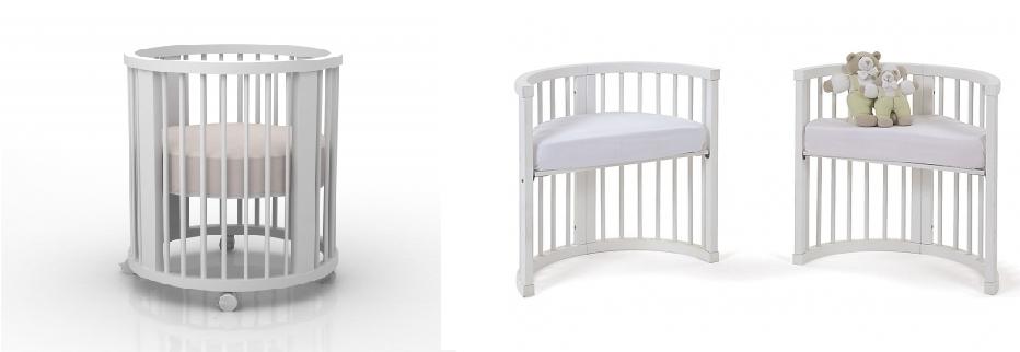3 _ Linha Crescer - Sleeeper Móveis para Quarto de Bebê