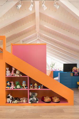 77407- playground infantil brinquedoteca -mcp-kali-arquitetura-viva-decora
