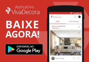 Aplicativo de Decoração Viva Decora para Android