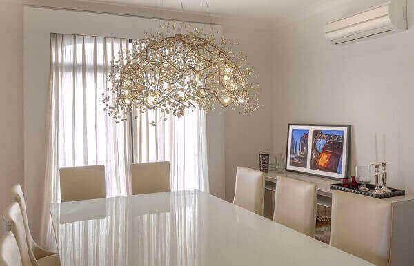 Lustre para sala moderno