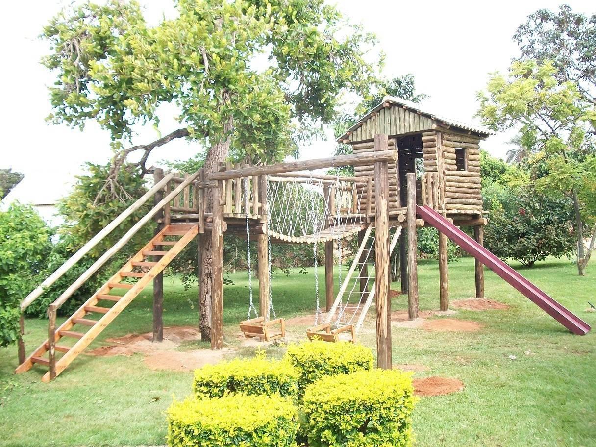 playground infantil brinquedoteca rinquedoRustico