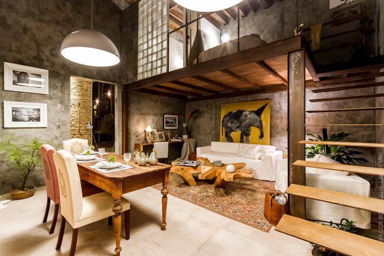 104536- sala de estar com piso de cimento queimado -casa-cor-2016-viva-decora