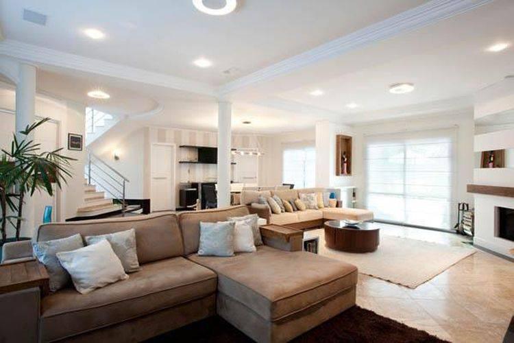 Sala De Estar Com Um Sofa ~ 32268saladeestar sofá com chaise martinhaonevesvivadecora