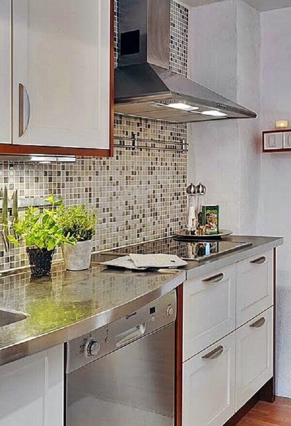 Pastilhas para cozinha requintada