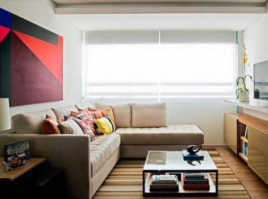 Como Escolher Um Sof 225 Com Chaise Para Sala De Estar