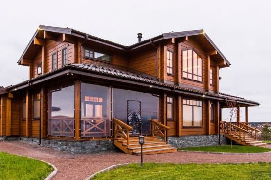 casas de madeira - casa de madeira simples